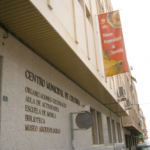 Fachada museo arqueológico Novelda