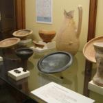 Cultura ibérica en museo arqueológico Novelda