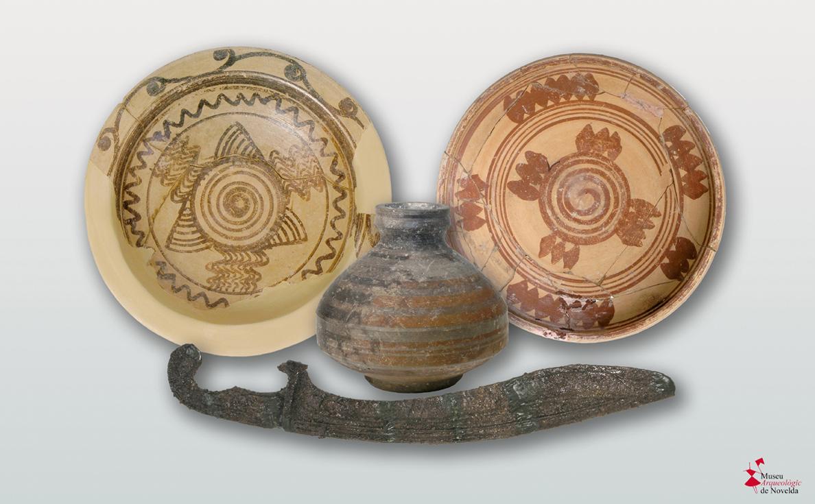Ajuar iberico – Siglos IV-III aC