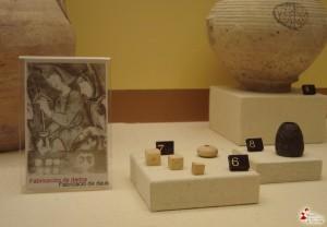 Materiales bajomedievales del Museo