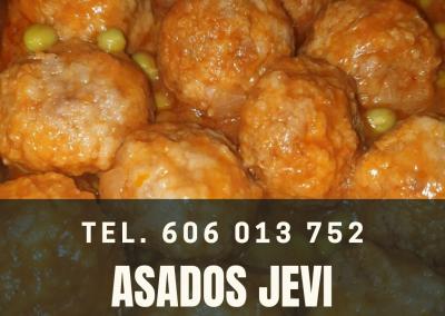 Asados Jevi