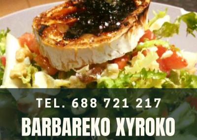 Barbareko Xyroko