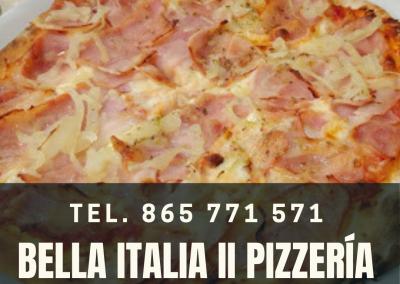 Bella Italia II pizzería