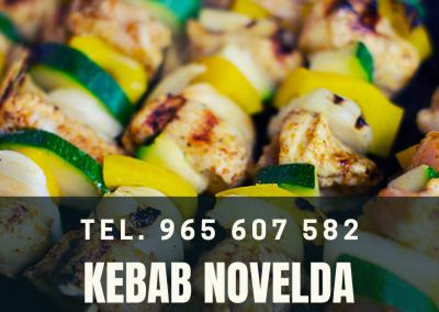 Kebab Novelda