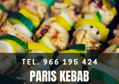 Paris Kebab Novelda
