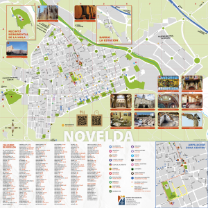 plano turístico