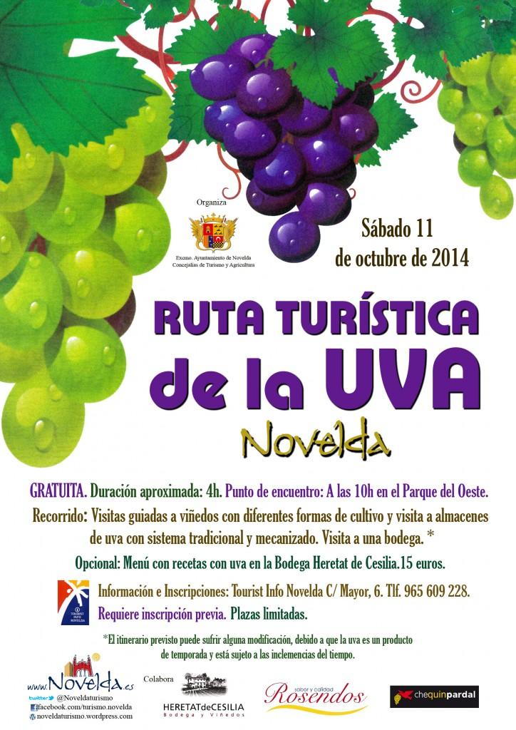 RUTA DE LA UVA 11 octubre 2014