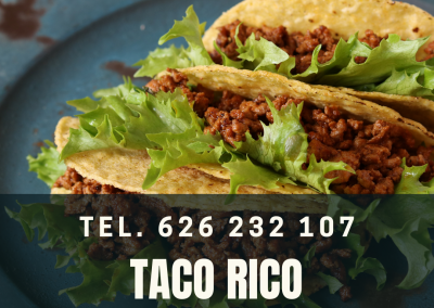 Taquería Taco Rico