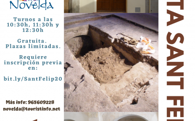 Visita ermita de Sant Felip