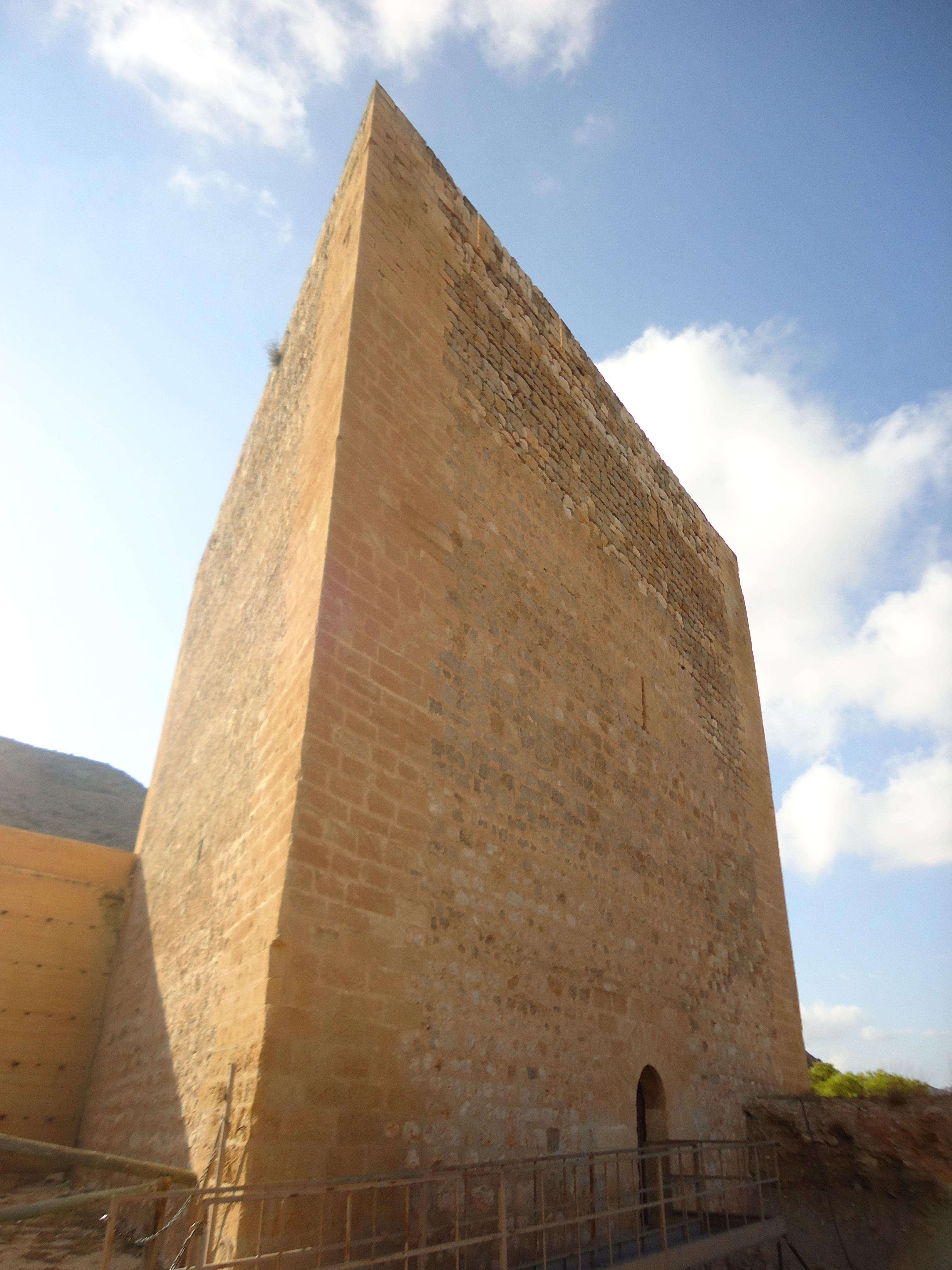 castillo La Mola Novelda